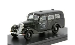 Mercedes-Benz  170V Bestattungswagen 1951 (Schuco Pro 08813) Катафалк, масштабная модель, 1:43, 1/43