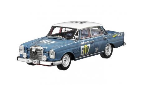 MERCEDES-BENZ 300SE W112/3  (1964) Spark Classic Collection, масштабная модель, scale43