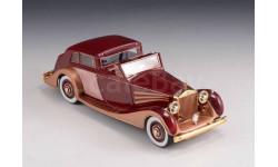 Rolls-Royce Phantom III Sedanca de Ville, Freestone & Webb GLM-Models, масштабная модель, scale43