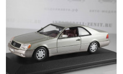 Mercedes-Benz 600 Sec w140 Minichamps 430032602