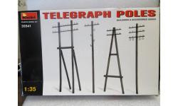 TELEGRAPH POLES, сборная модель (другое), scale0