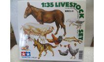 Livestock set, сборная модель (другое), 1:35, 1/35
