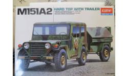 TRAILER M151A2, сборная модель (другое), 1:35, 1/35