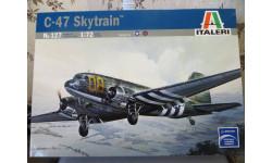 C - 47 Skytrain, сборная модель (другое), 1:72, 1/72