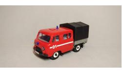 УАЗ-39094 Фермер пожарная 01