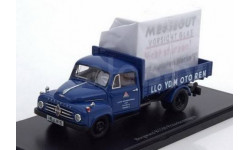Borgward B1500 pick-up truck 'Lloyd', blue,Germany,1955