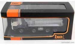 Tatra Phoenix Euro 6 8x8, масштабная модель, IXO грузовики (серии TRU), 1:43, 1/43