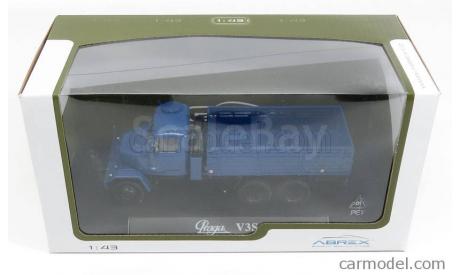 PRAGA  V3S TRUCK, масштабная модель, Abrex, 1:43, 1/43