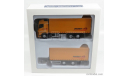 VOLVO FH4 500 TRUCK TELONATO DOUMEN TRANSPORTS, масштабная модель, Eligor, 1:43, 1/43