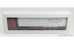 SCANIA  S500 TRUCK FRIGO, масштабная модель, Eligor, 1:43, 1/43