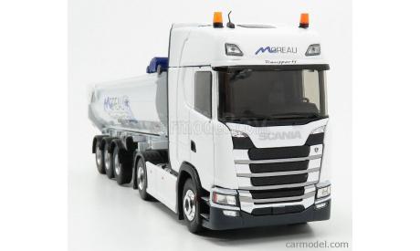 Scania S450, Transports Moreau, масштабная модель, Eligor, 1:43, 1/43