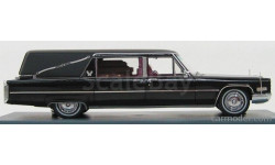 CADILLAC - S & S  FUNERAL CAR, масштабная модель, Neo Scale Models, 1:43, 1/43