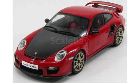 PORSCHE 911 (997)-2 GT2RS, масштабная модель, Autoart, 1:18, 1/18