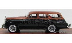ROLLS ROYCE  SILVER CLOUD HAROLD RADFORD SC ESTATE, масштабная модель, Rolls-Royce, MATRIX, 1:43, 1/43