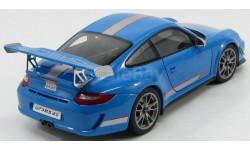 PORSCHE 911 (997)-2 GT3, масштабная модель, Autoart, 1:18, 1/18