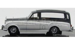 ROLLS ROYCE - SIMPSON & SLATER HEARSE, масштабная модель, Rolls-Royce, MATRIX, 1:43, 1/43