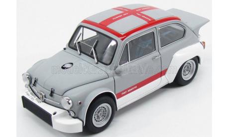 FIAT  ABARTH 1000, масштабная модель, Autoart, 1:18, 1/18