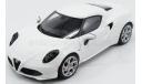 ALFA ROMEO  4C, масштабная модель, Autoart, 1:18, 1/18