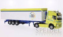Volvo FH 4 GL, Transports Piron, масштабная модель, Eligor, scale43