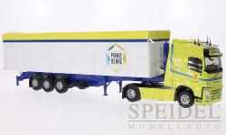 Volvo FH 4 GL, Transports Piron, масштабная модель, Eligor, 1:43, 1/43