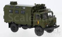 Газ 66  /  GAZ 66 Kofferaufbau, масштабная модель, Premium Classixxs, 1:43, 1/43