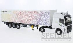 Volvo FH 4 Globetrotter, Phon Express, масштабная модель, Eligor, 1:43, 1/43