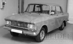Москвич 412 1971, масштабная модель, Premium Classixxs, 1:18, 1/18