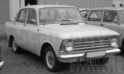 Москвич 408  1964, масштабная модель, Premium Classixxs, 1:18, 1/18
