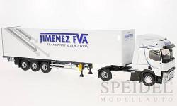 Renault T Truck, Jimenez, масштабная модель, Eligor, 1:43, 1/43