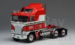 Kenworth K100 Areodyne, масштабная модель, IXO грузовики (серии TRU), scale43