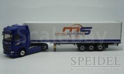 Scania S500, Schubel -trailer, масштабная модель, Eligor, scale43