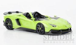 Lamborghini Aventador J, масштабная модель, Looksmart, scale43