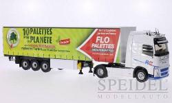 Volvo FH 4 Globetrotter, масштабная модель, Eligor, 1:43, 1/43