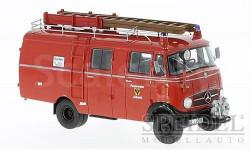 Mercedes benz L319, масштабная модель, Mercedes-Benz, Neo Scale Models, 1:43, 1/43