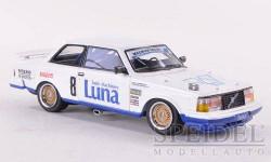 Volvo 240 Turbo, #.8, Magnum racing, ETCC,1985, масштабная модель, Neo Scale Models, scale43