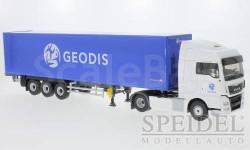 MAN TGX 18.480, Geodis, масштабная модель, Eligor, 1:43, 1/43