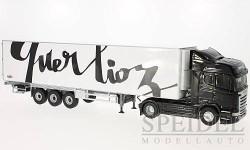 Scania Streamline Highline Transports Querlioz, масштабная модель, Eligor, 1:43, 1/43