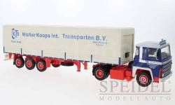 Scania LBT 141, Wolter Koops, масштабная модель, IXO грузовики (серии TRU), scale43
