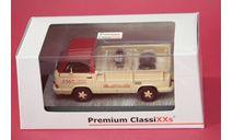 Volkswagen T3b flatbed platform trailer, масштабная модель, Premium Classixxs, 1:43, 1/43