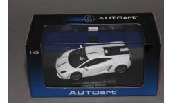 Lamborghini Gallardo Balboni LP550-2, масштабная модель, Autoart, 1:43, 1/43