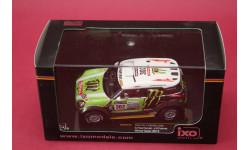 Mini All 4 Racing, #302, Monster, масштабная модель, IXO Rally (серии RAC, RAM), scale43