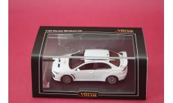 Mitsubishi Lancer EVO X, масштабная модель, Vitesse, scale43