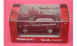 Skoda Octavia III, масштабная модель, Škoda, Abrex, 1:43, 1/43