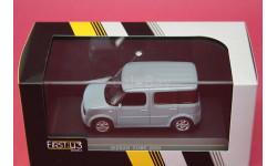Nissan Cube, масштабная модель, First 43 Models, 1:43, 1/43