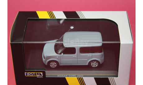 Nissan Cube, масштабная модель, First 43 Models, scale43