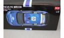 Ford Focus RS WRC08, #12, масштабная модель, Sunstar, scale18