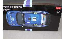 Ford Focus RS WRC08, #12