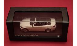 BMW 4-Series, масштабная модель, iScale, 1:43, 1/43