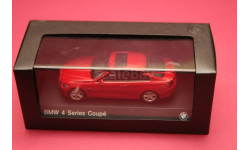 BMW 4 Series, масштабная модель, iScale, scale43
