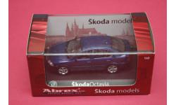 Skoda Octavia, масштабная модель, Škoda, Abrex, 1:43, 1/43